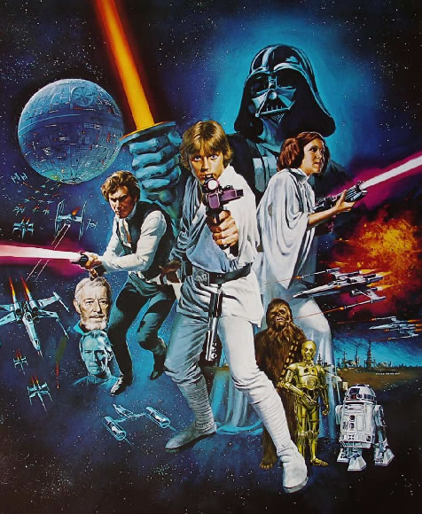 Star Wars was robbed by Academy in1977