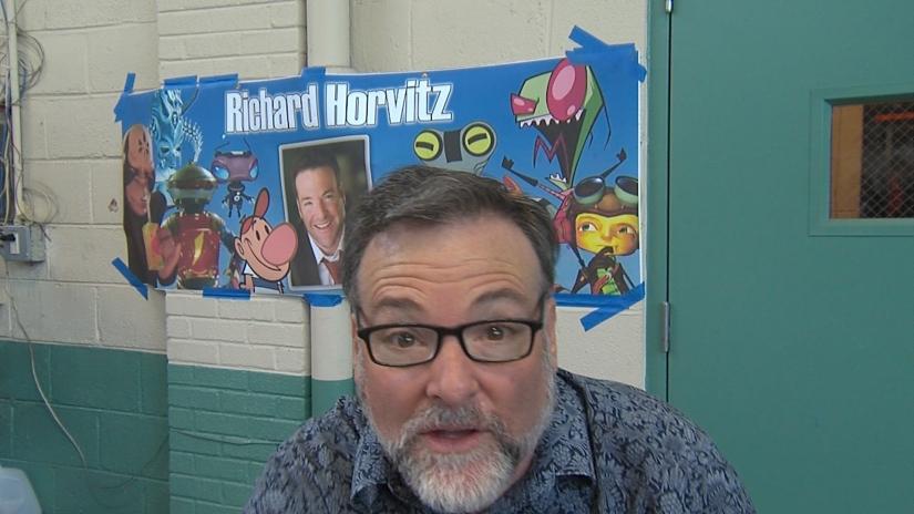 PORTRAITS: Richard Horvitz- I Am Alpha, I AmZim
